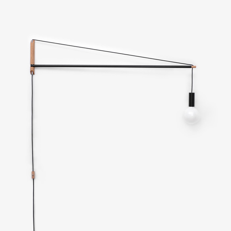 crane light      black  3 feet  - andrew neyer