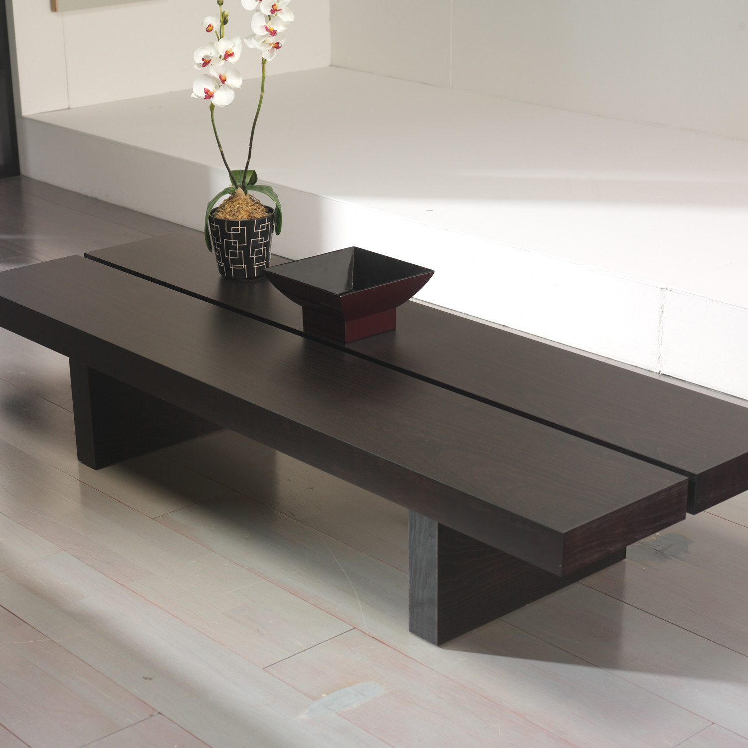 Tokyo High Coffee Table High Gloss White Temahome Living