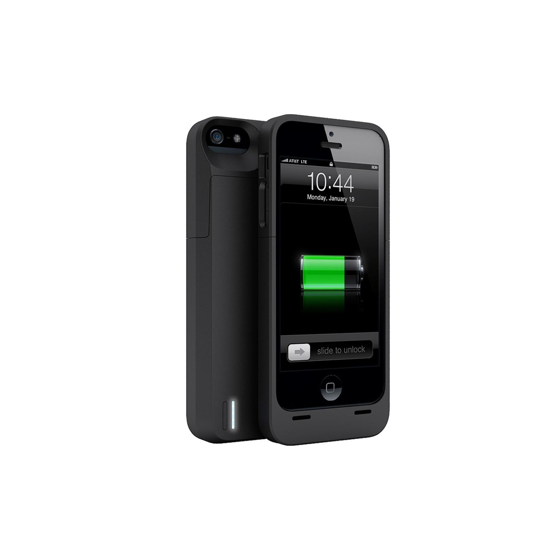 best sneakers 3fde0 d1c33 uNu DX Protective Battery Case for iPhone 5 // Matte Black - uNu ...