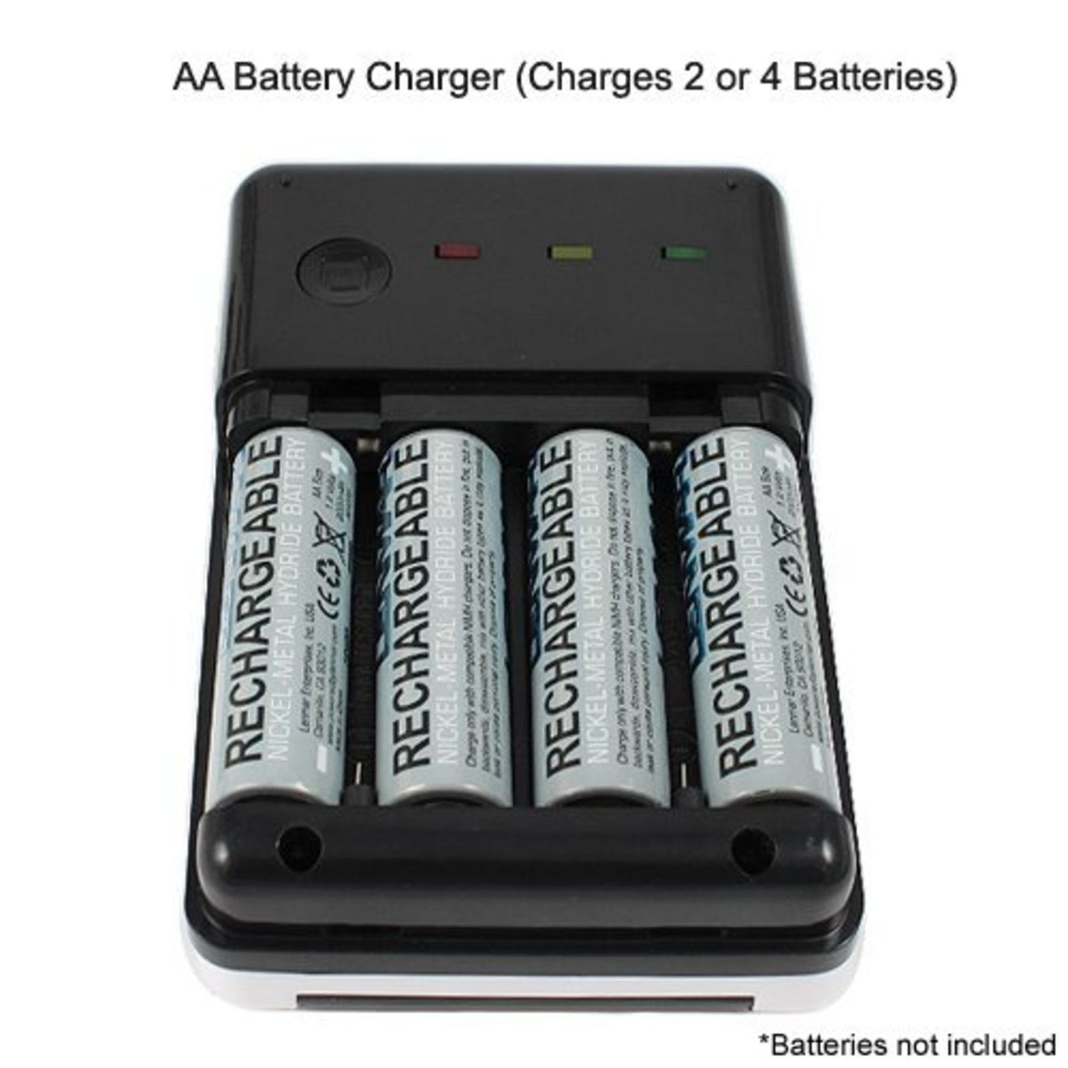 How To Recharge Aa Solar Batteries Charging A Autos Post