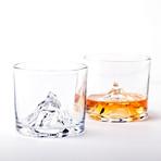 Matterhorn Glasses // Set of 2