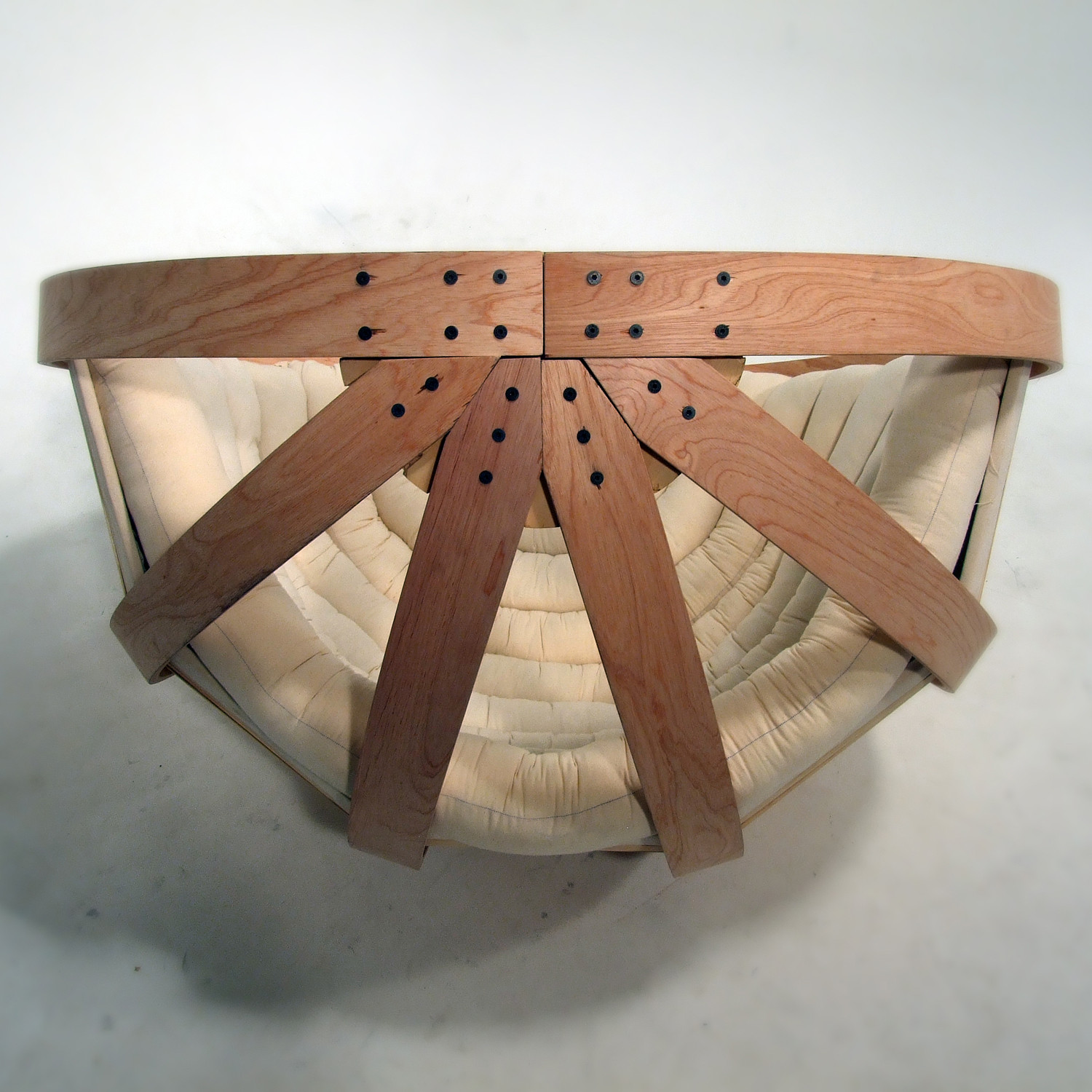 cradle chair  clarkson design  touch of modern - cradle chair