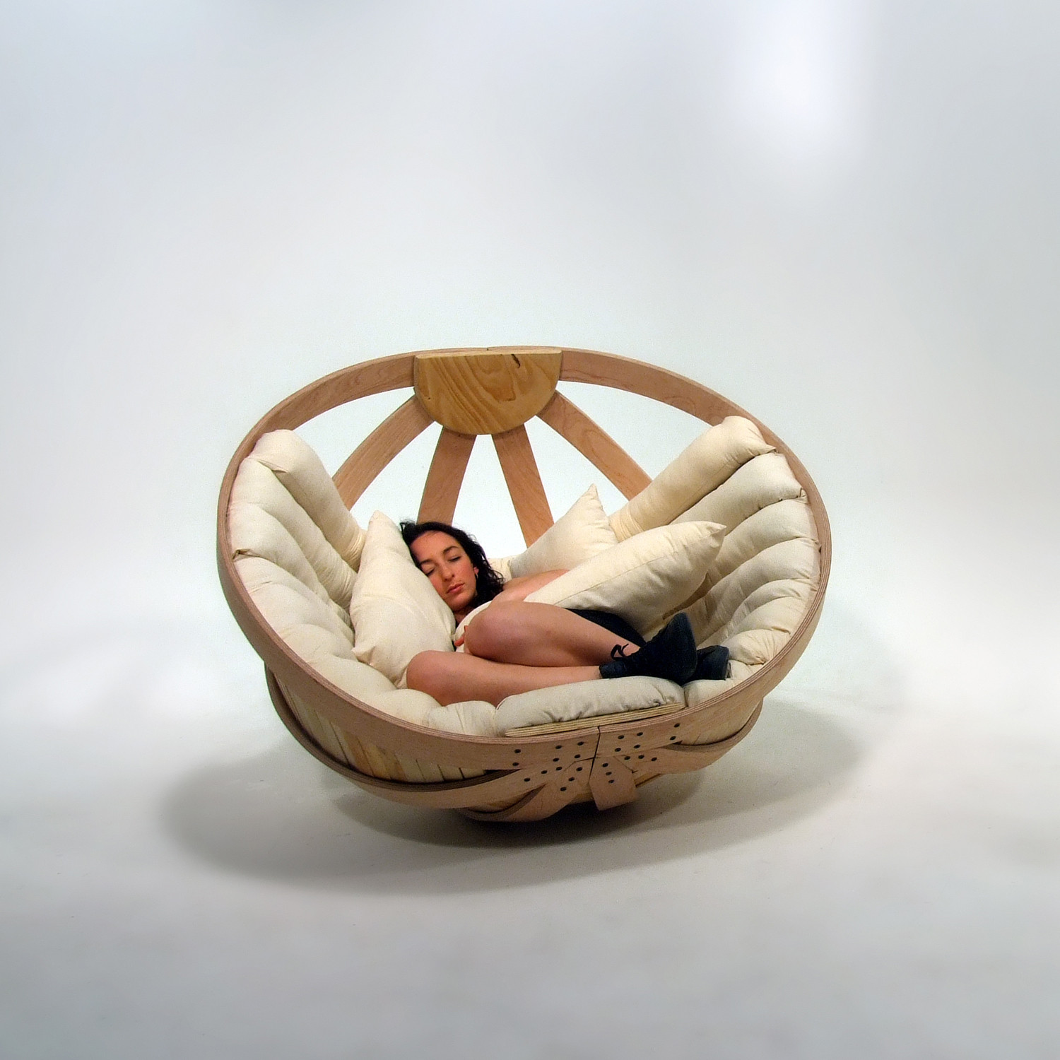 Cradle chair clarkson design touch of modern for What is touchofmodern