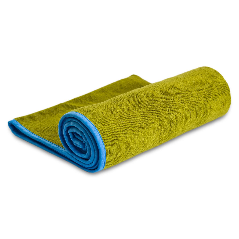 Hot Yoga Towel // Olive + Sky