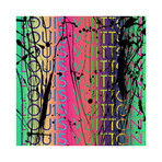 "Colorfast Couture Multi (12""W x 12""H x 1.5""D)"