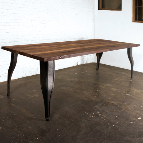 Industrial furniture inspiring rustic designs touch of for Industrial rustic design furniture