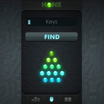 Hone Keyfinder for iPhone and iPad