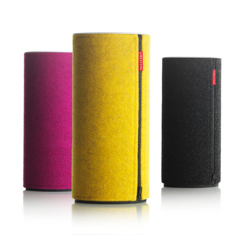 Libratone Zipp // Funky Collection Airplay 3 Sleeves