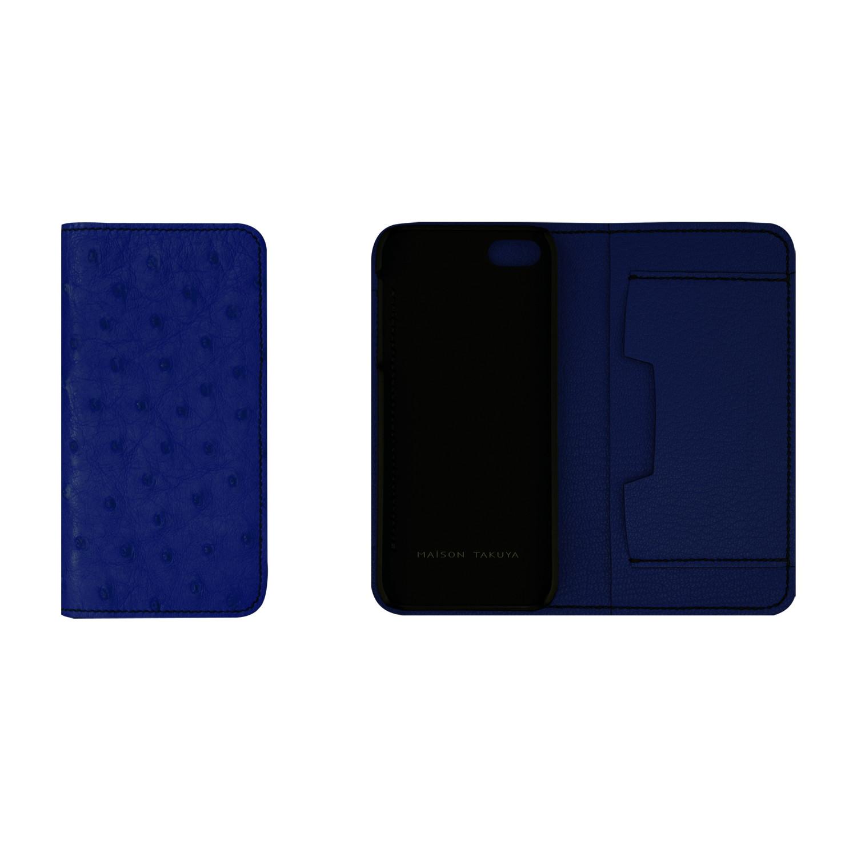 iphone combo ostrich goat case iphone 5 orange. Black Bedroom Furniture Sets. Home Design Ideas