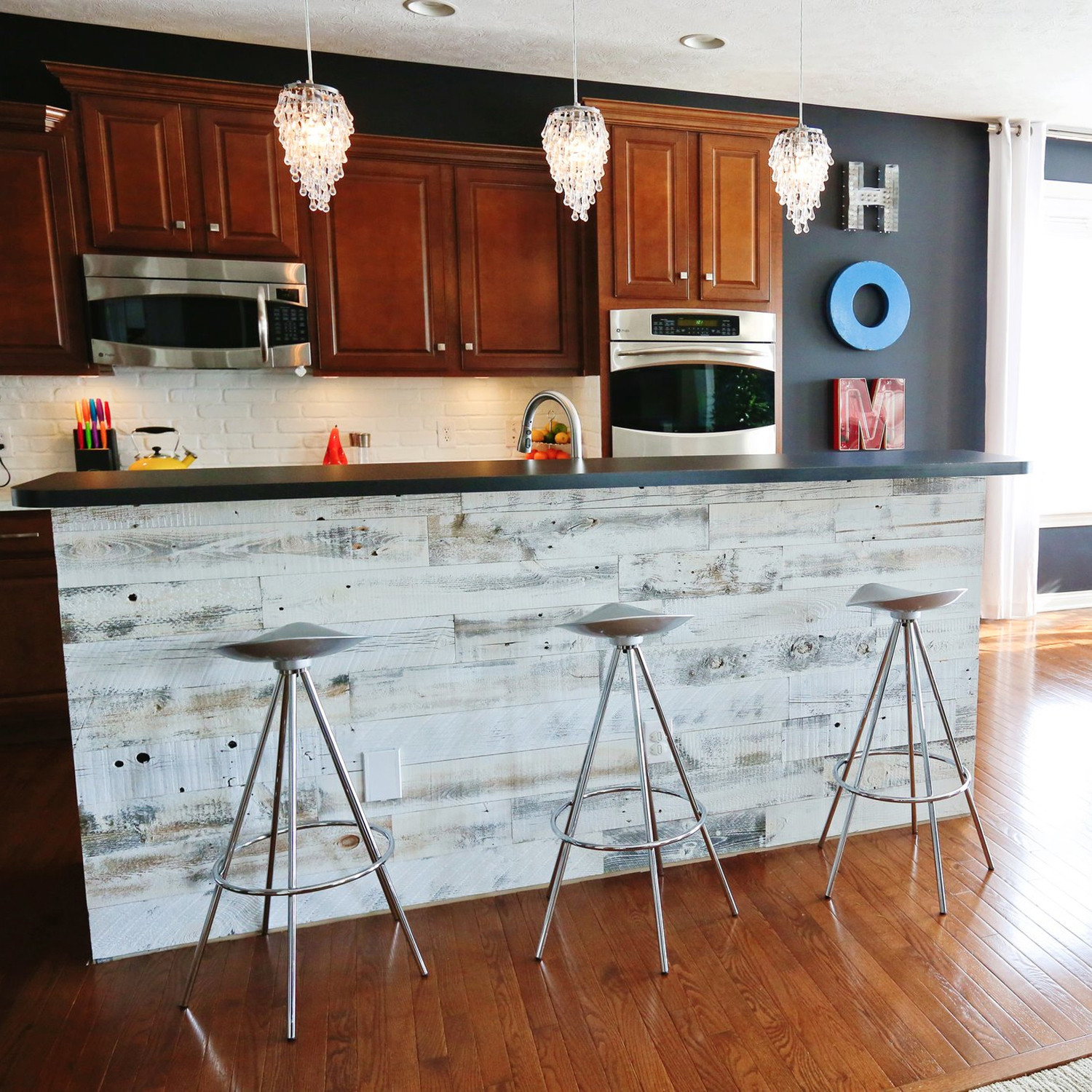 Reclaimed Weathered Wood // White - Reclaimed Weathered Wood // White - Stikwood - Touch Of Modern