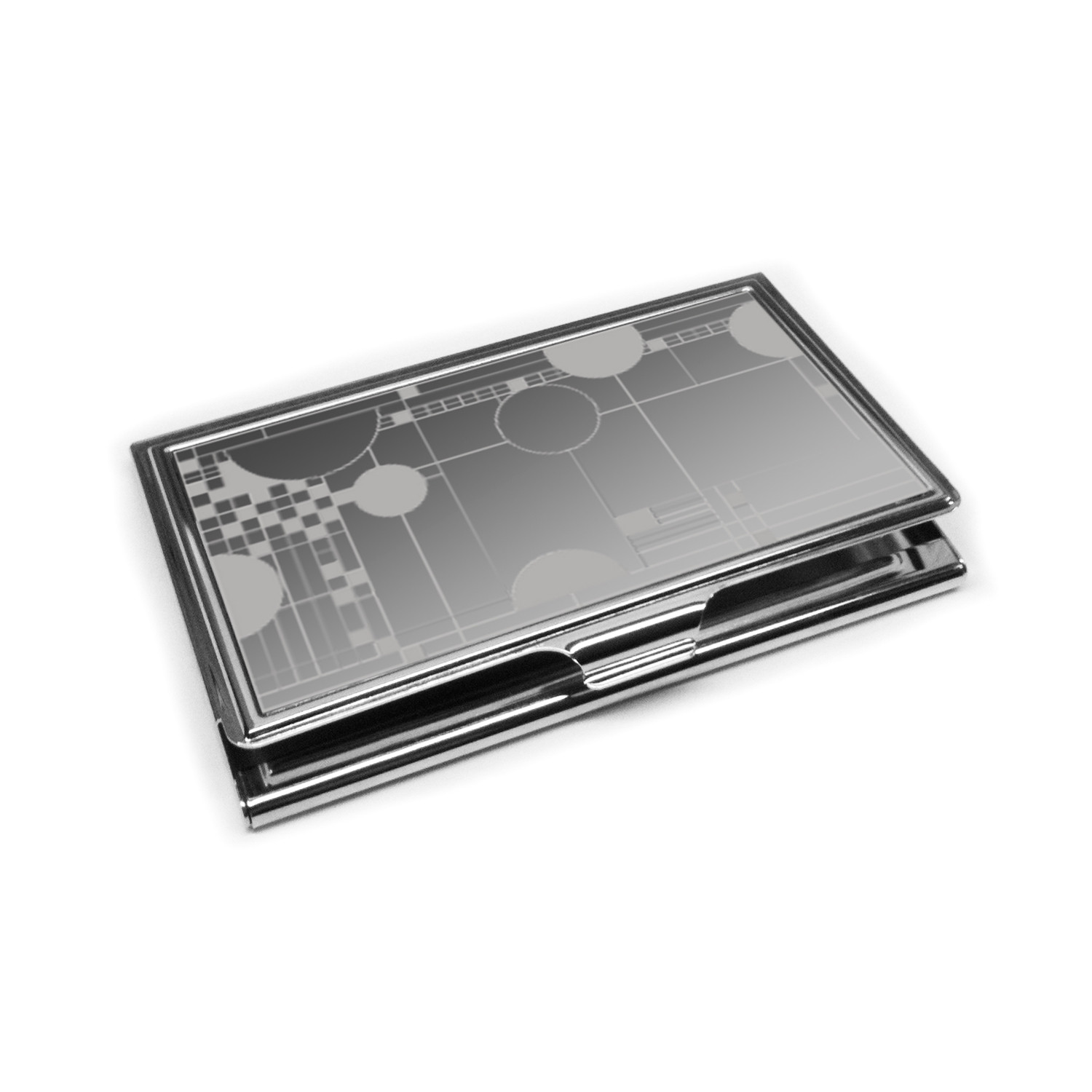 Avery Coonley Playhouse Card Case - Frank Lloyd Wright Cases - Touch ...