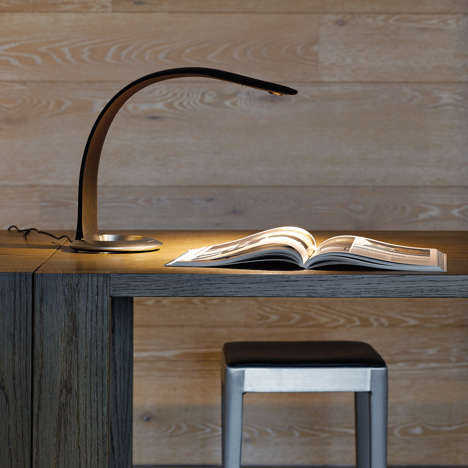 Hatha Table Led Modern Luminar S Glow Collection Touch