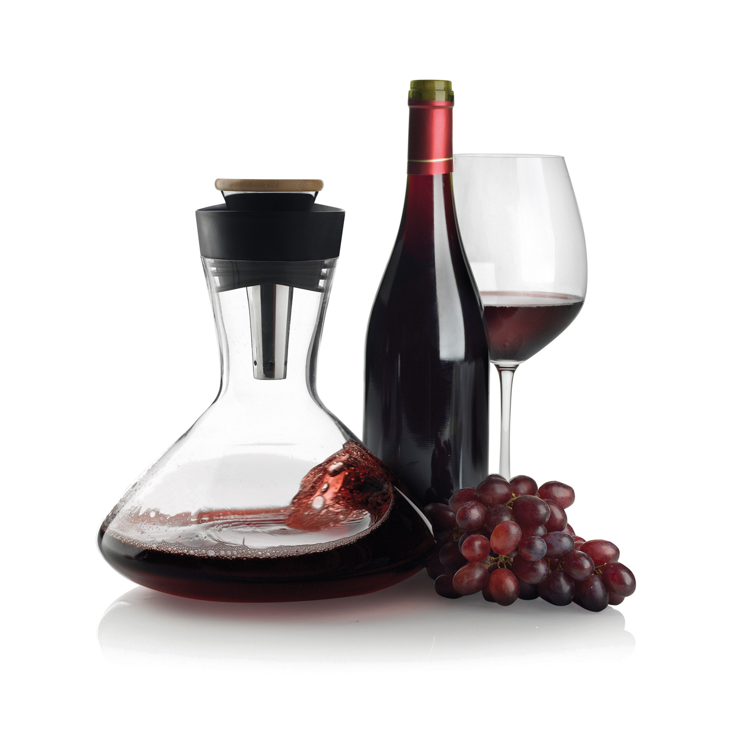 aerato red wine carafe xd design barware touch of modern. Black Bedroom Furniture Sets. Home Design Ideas