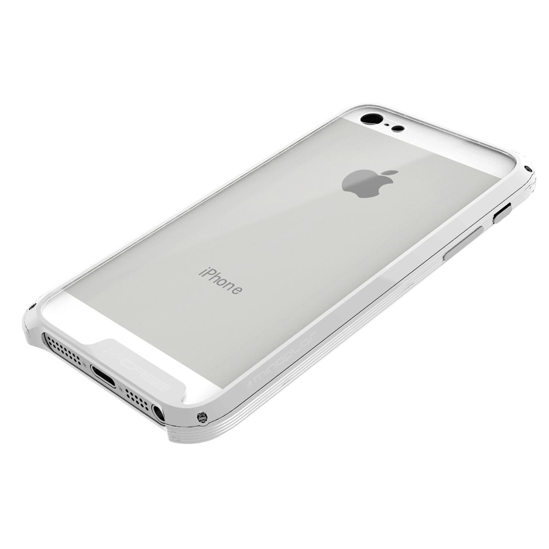 elite case for iphone 5 5s silver mindplar touch of. Black Bedroom Furniture Sets. Home Design Ideas