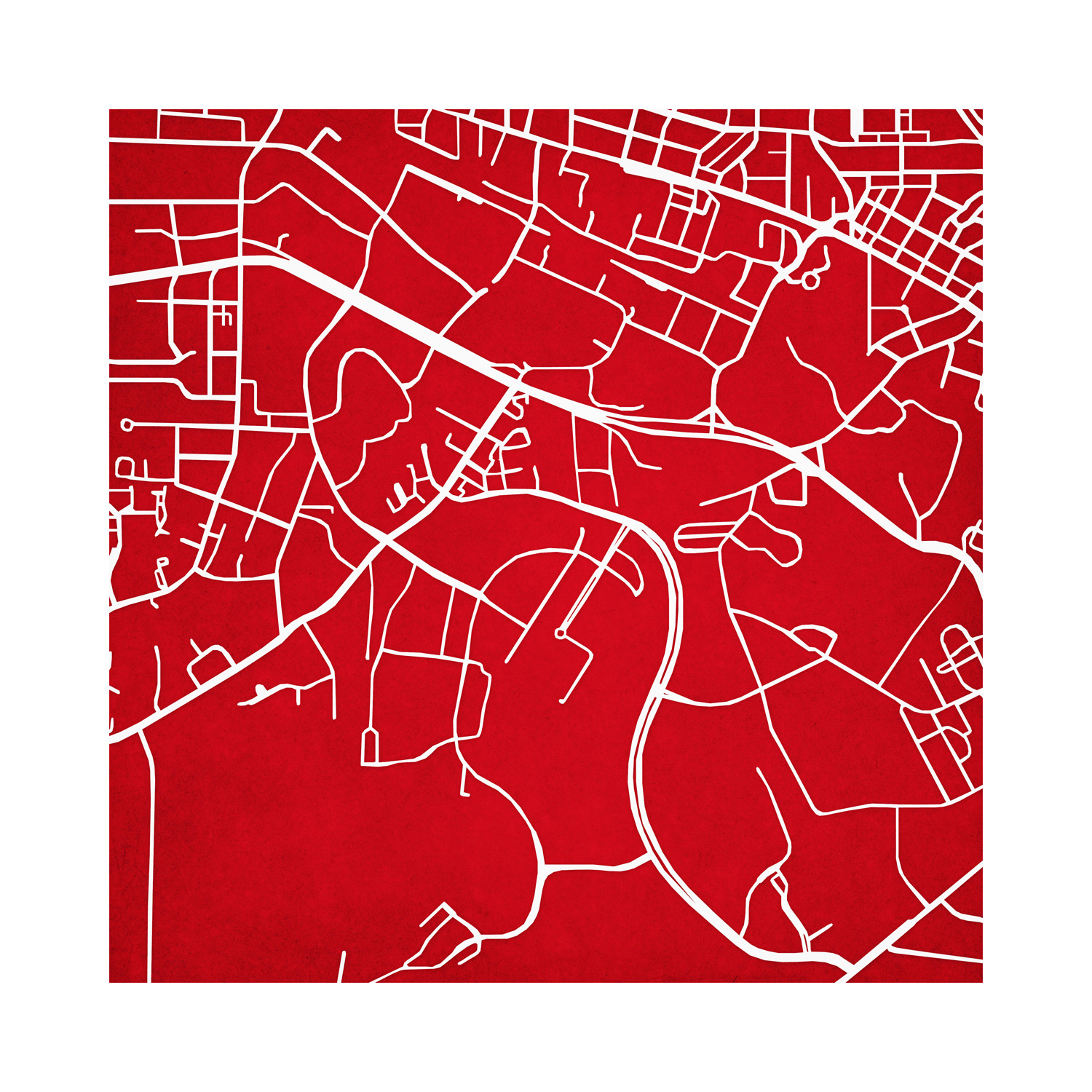 North Carolina State University Campus Maps Touch Of Modern