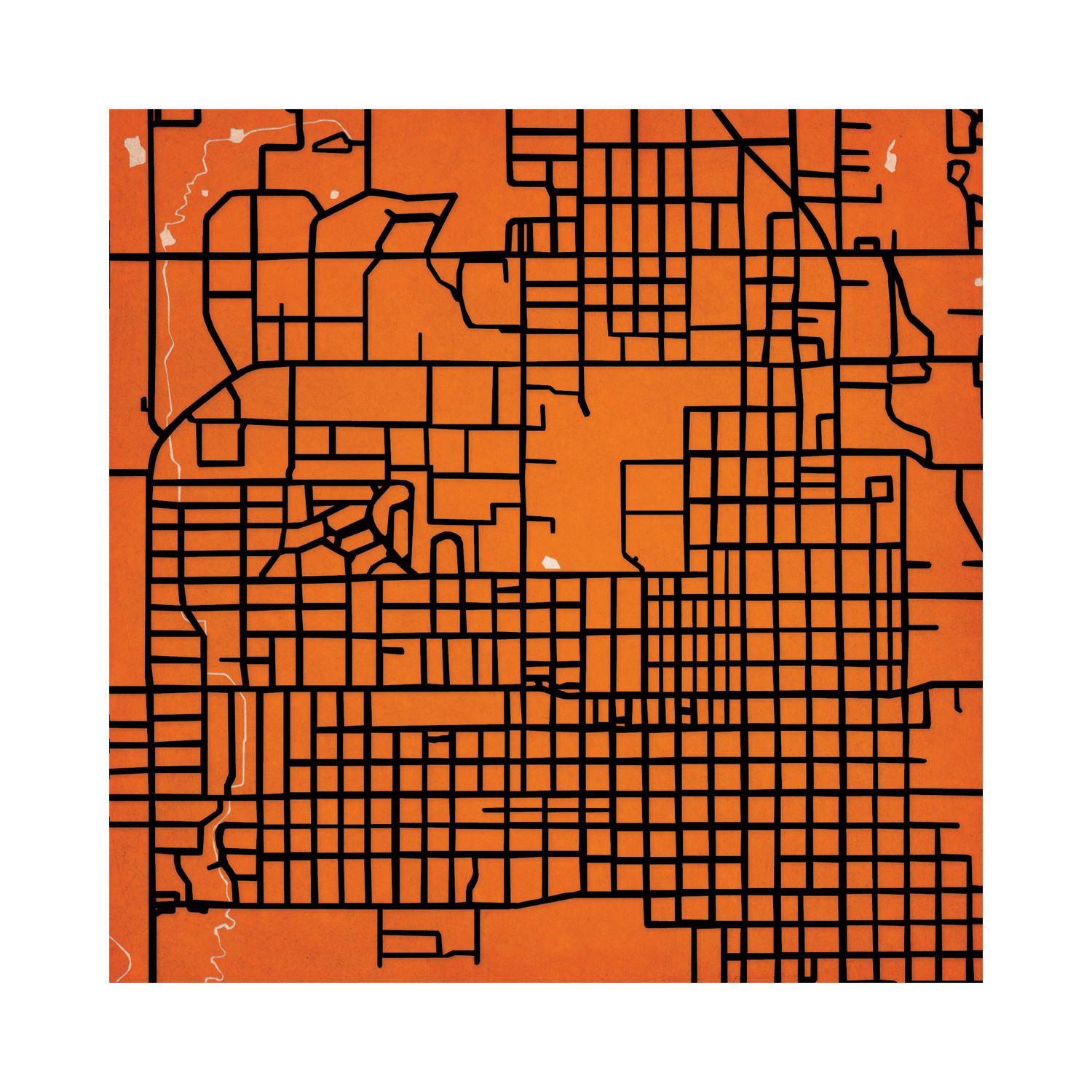 Oklahoma State University - Campus Maps - Touch of Modern