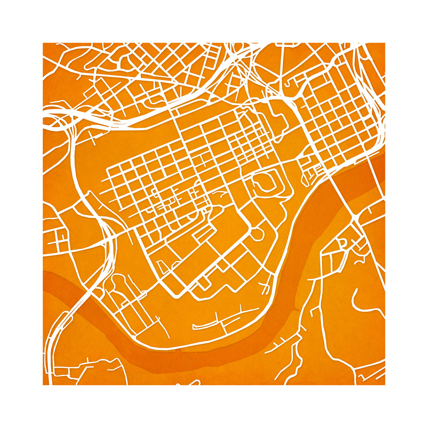 University Of Tennessee Knoxville Campus Map.University Of Tennessee At Knoxville Campus Maps Touch Of Modern