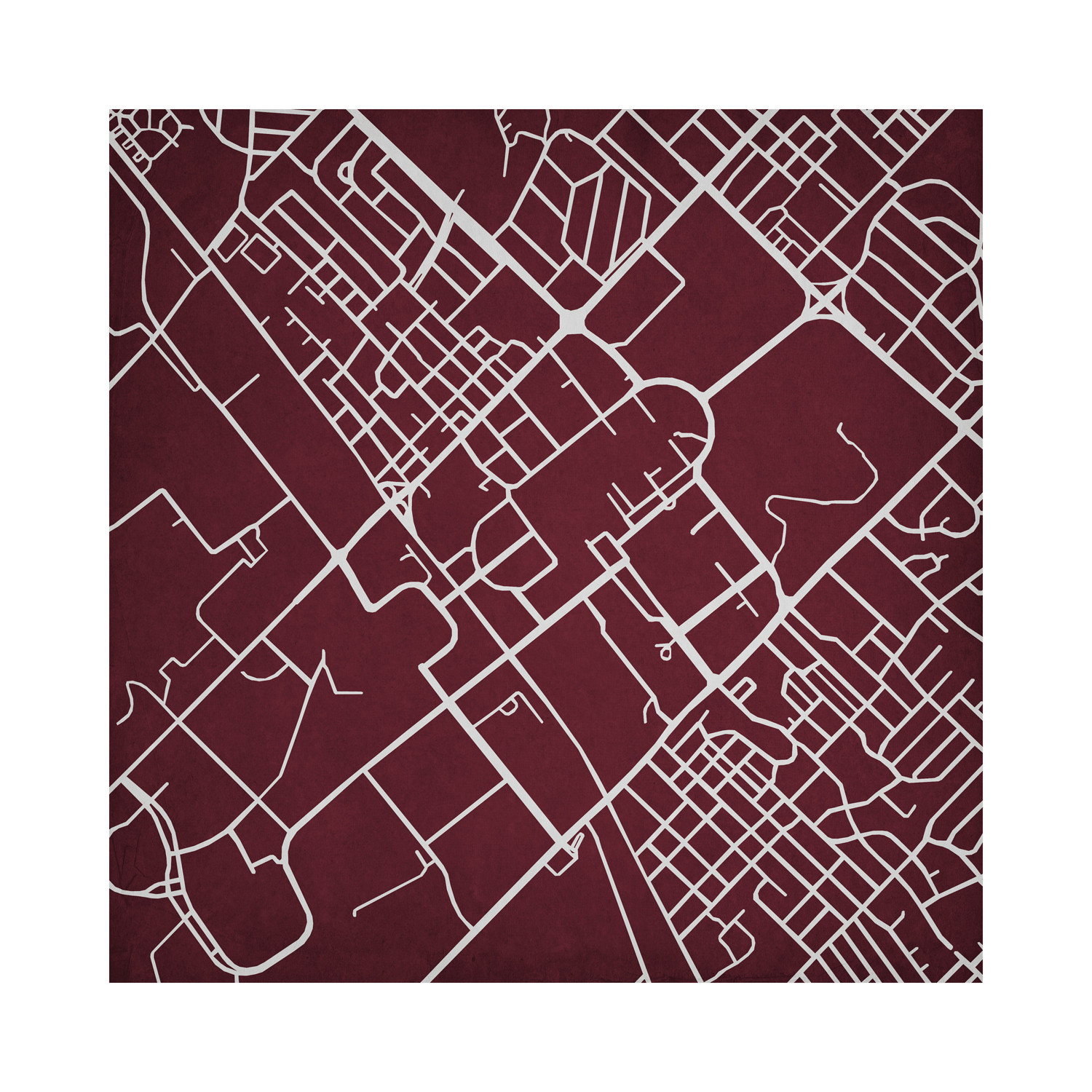 Map Of Texas Am.Texas A M University Campus Maps Touch Of Modern