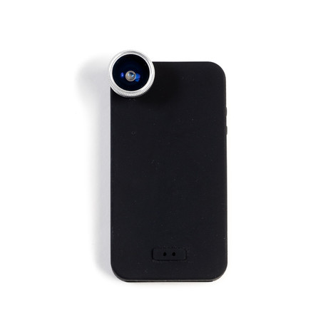 PackFisheye iPhone 4/4s (Black)