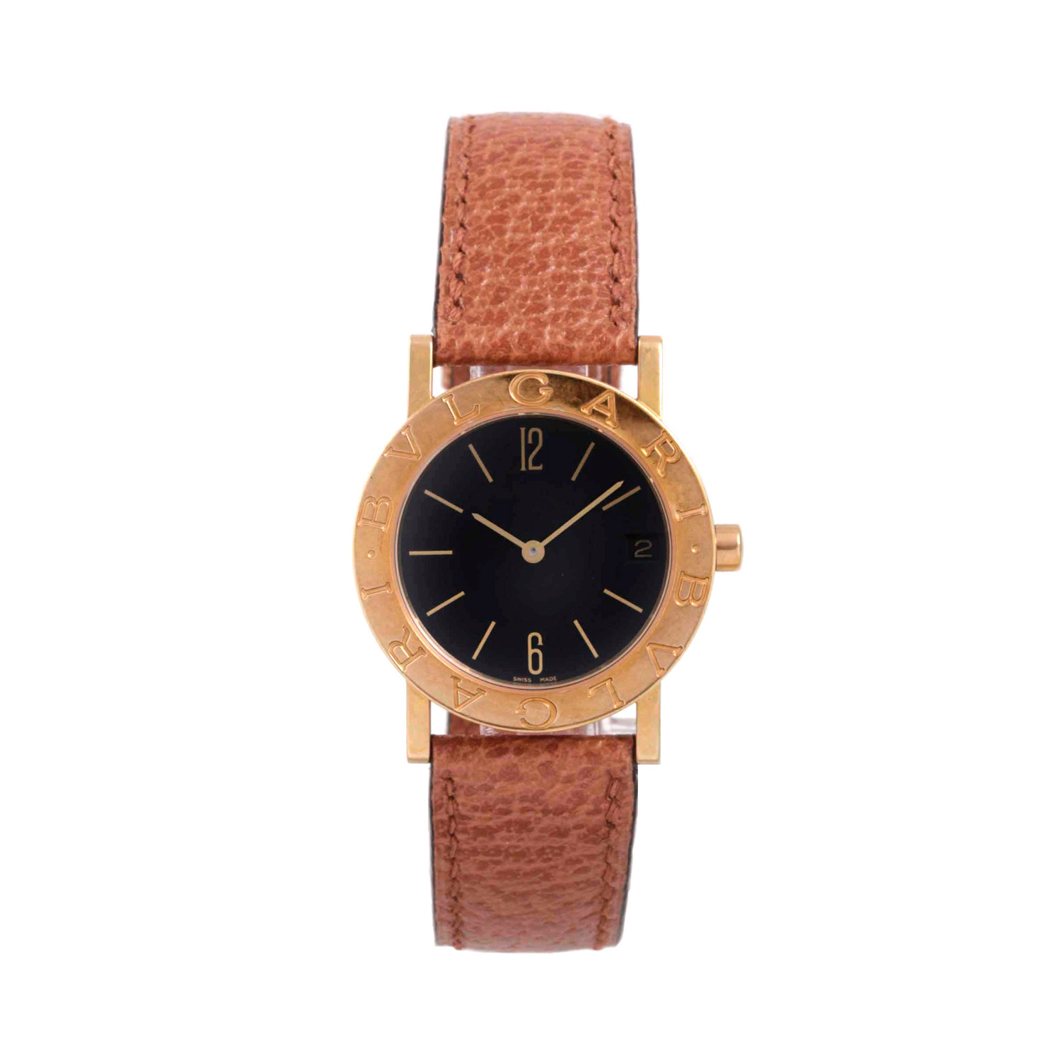 Bvlgari Yellow Gold Watch BB 23    Women s - Vintage Watches - Touch ... 25f87f4a2441e