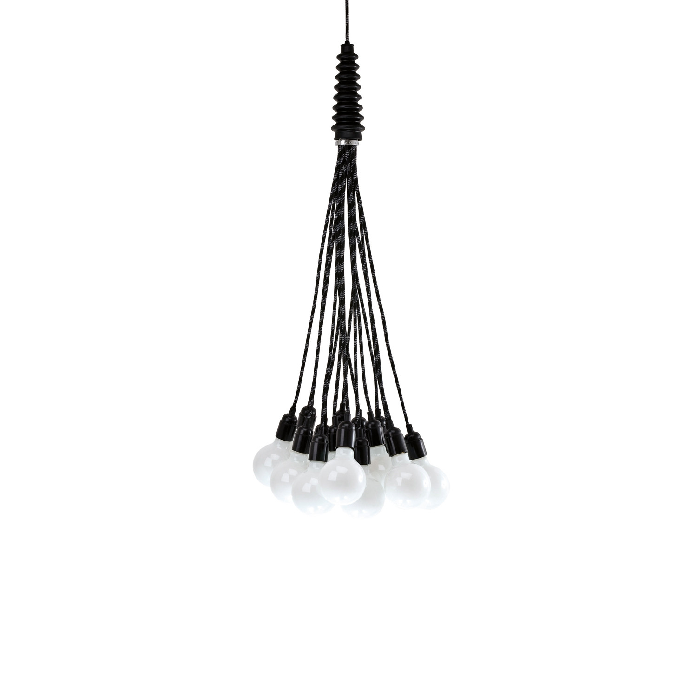 Beautiful Bundle Light Pendant Lamp (Black) Amazing Pictures