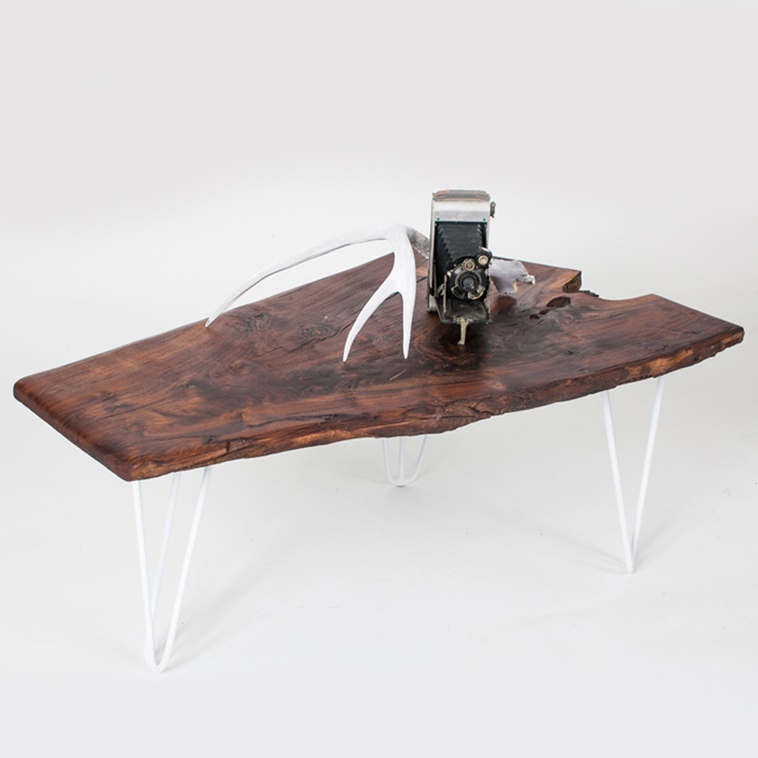 Claro Walnut Slab Coffee Table Sean Woolsey Art Furniture Touch Of Modern