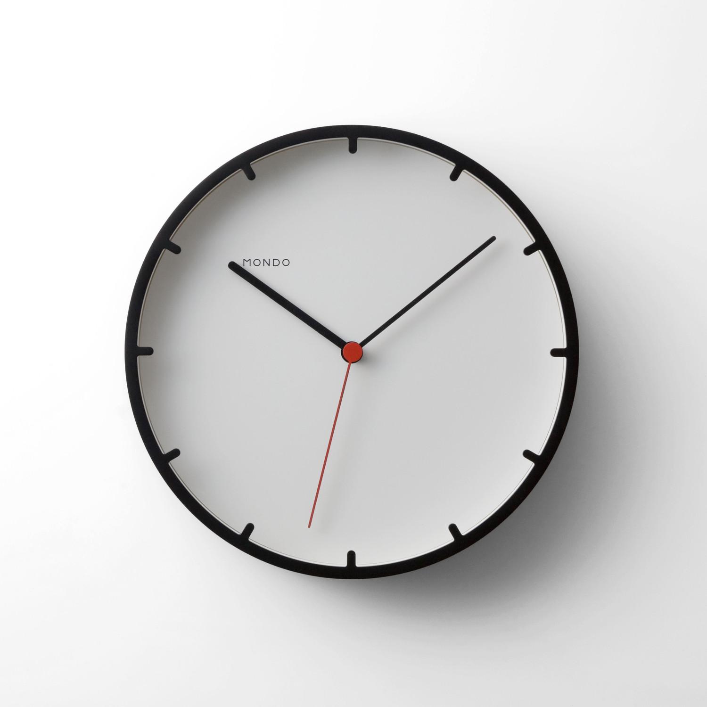Tick wall clock beige mondo design touch of modern for Touch of modern clock