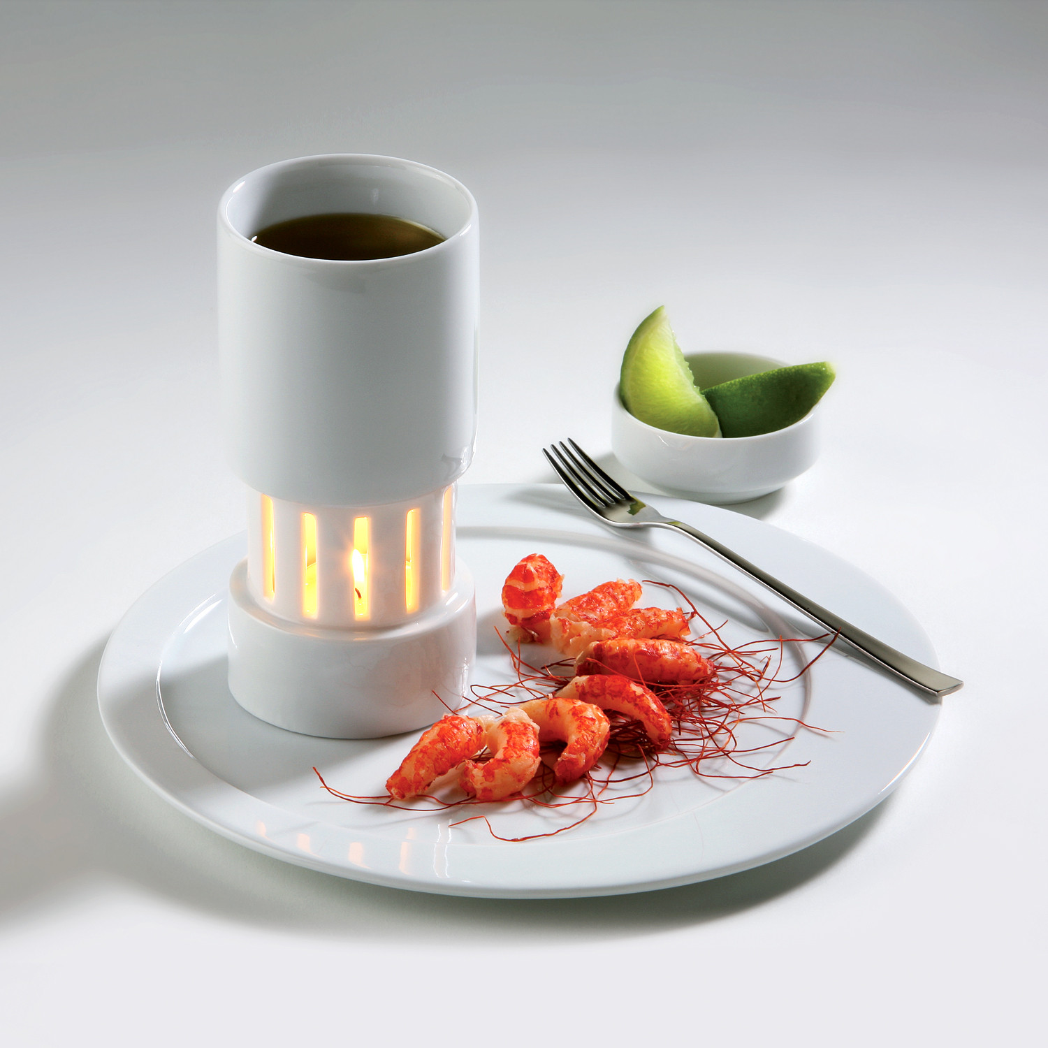 2 Part Fondue Set Set Of 6 Zieher Touch Of Modern