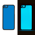 Glow Hard Case // Blue (iPhone 5/5S)