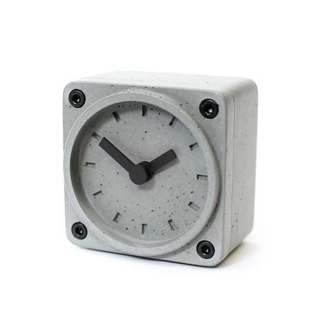 Timebrick // Grey & Black
