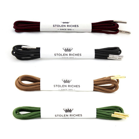 Neutrals // Dress Shoe Laces