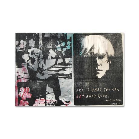 Andy Warhol (Grey)