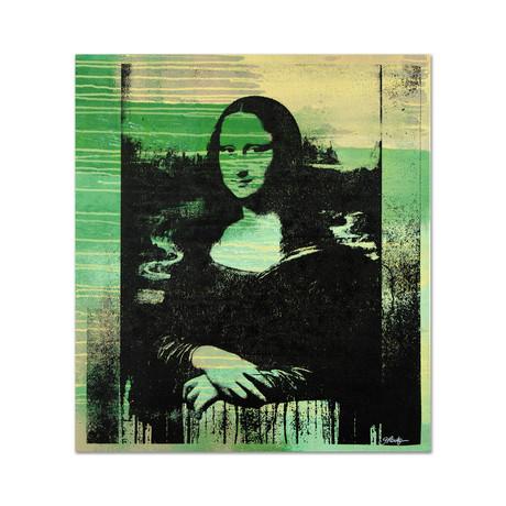 Mona Lisa (Green)