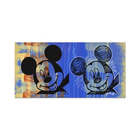 2 Mickeys (Blue)