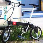 CMYK 3.0 Electric Folding Bike