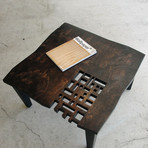 Ad block coffee table mstrf touch of modern for Small block coffee table