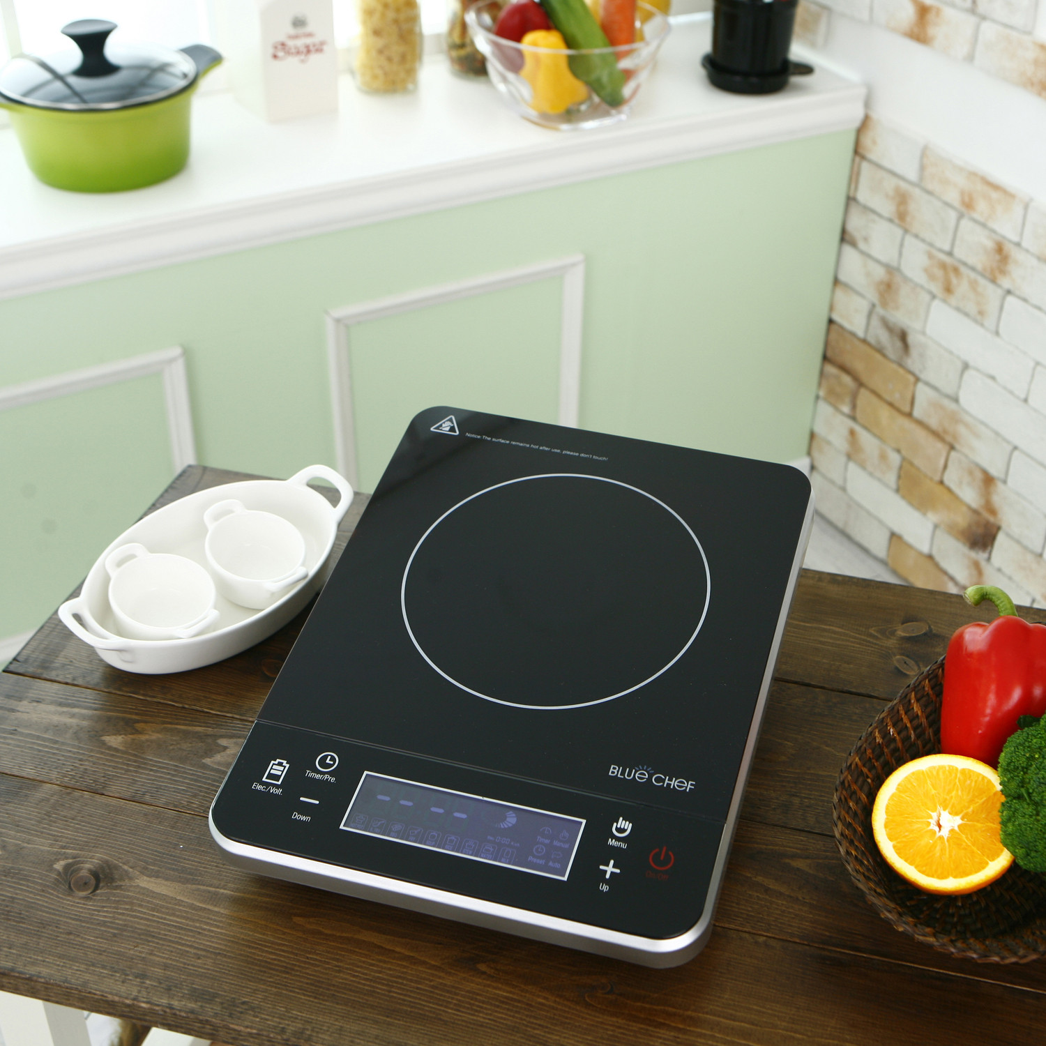 How Fast Is Induction Cooking ~ Blue chef induction cooker touch of modern