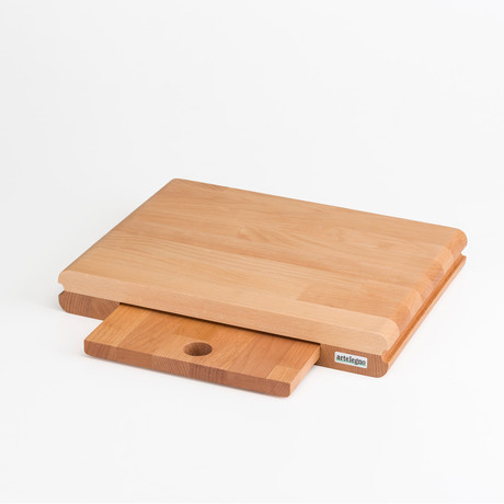 Double Cutting Board