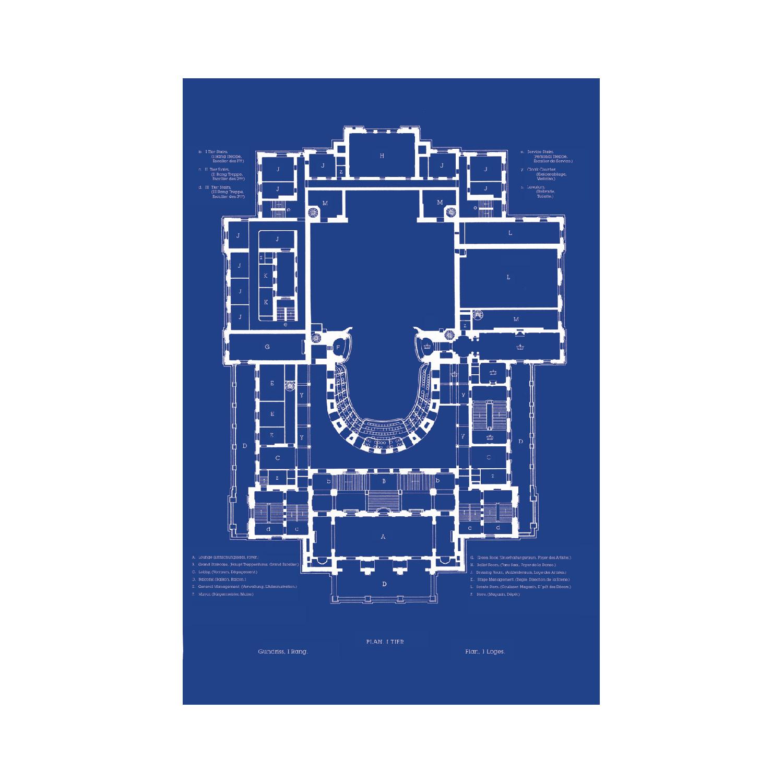 Royal Opera House Plan