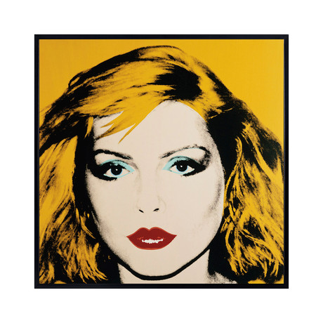 Andy Warhol // Debbie Harry, 1980