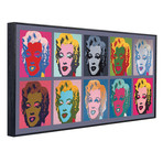 Andy Warhol // Ten Marilyns, 1967