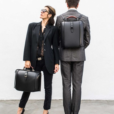 Artphere Executive Briefcase (Black)