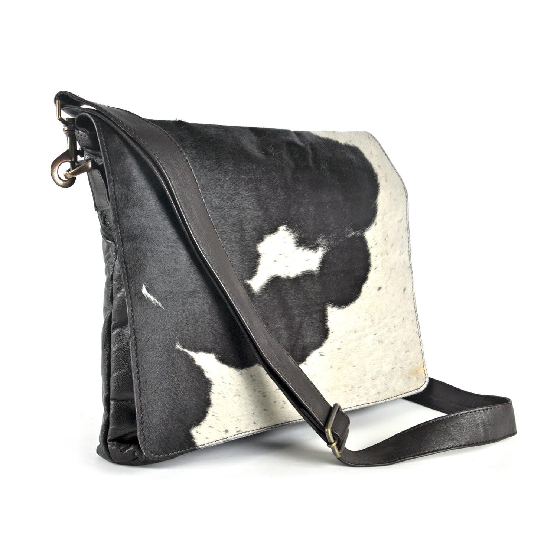 5befd77779 Ea6e717bb236f60b1c4ac4992cbefccc medium · Cowhide Leather Messenger Bag ...