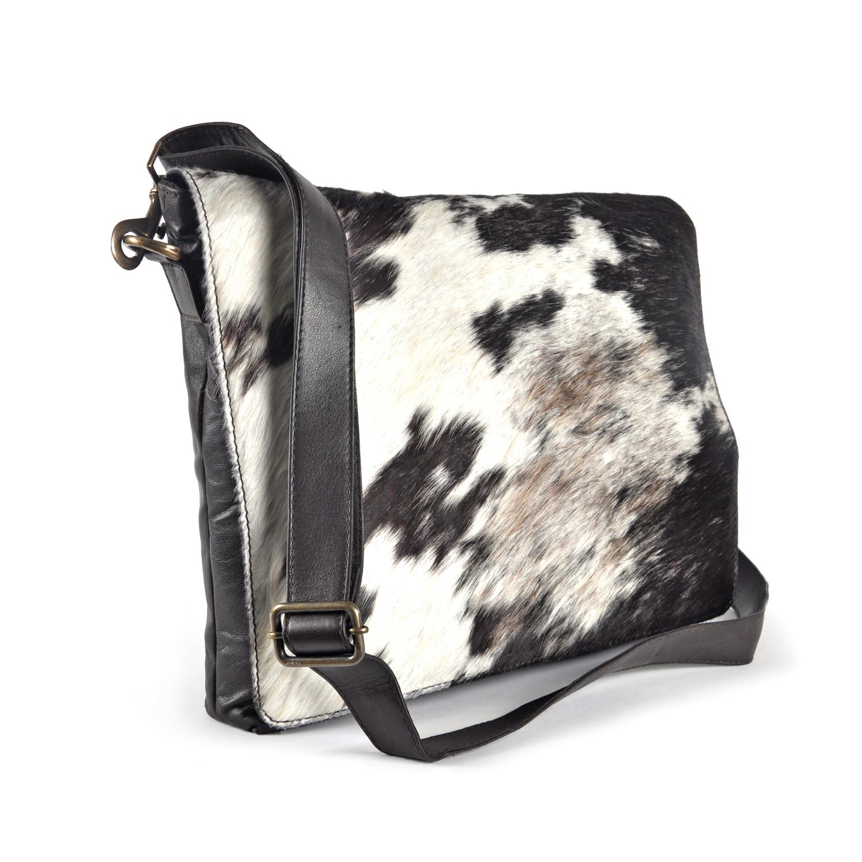 8ca1736b60 F85ce66be75290c37560c595a244dda4 medium · Cowhide Leather Messenger Bag ...