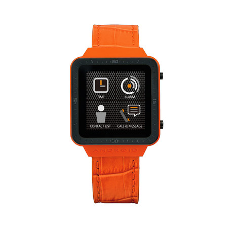 SmartWatch™ // Orange