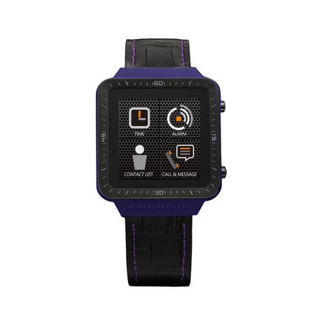 SmartWatch™ // Purple