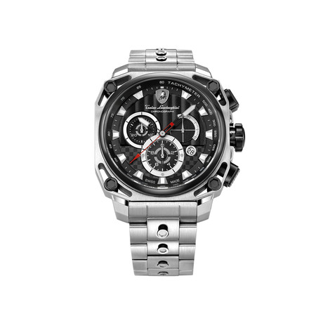 Lamborghini 4-Screw Chronograph Quartz // 4830