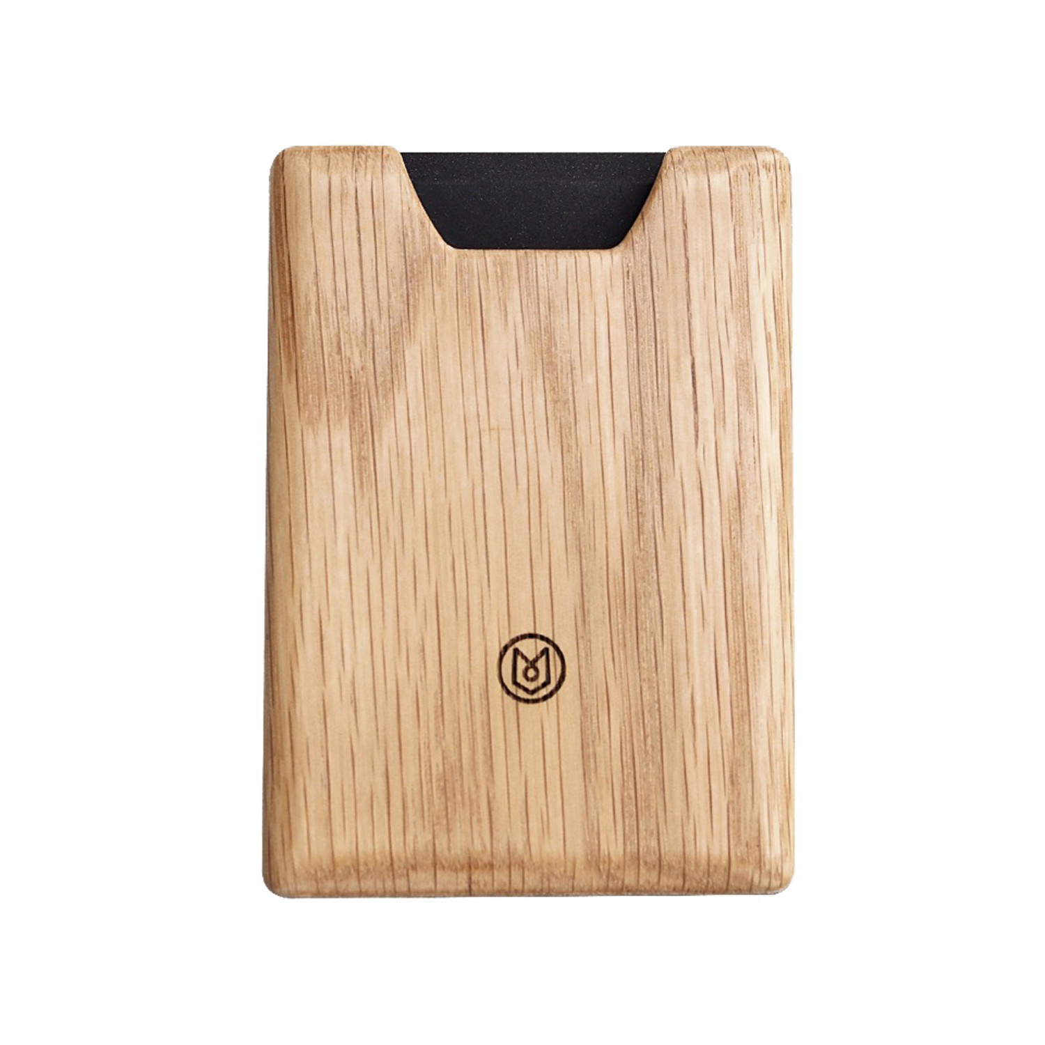 Union wood wallet white oak the union wallet by for What is touchofmodern