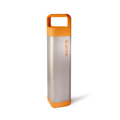 The Square by Clean Bottle // Orange