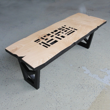 AD Block II // Coffee Table-Console (Standard Finish)